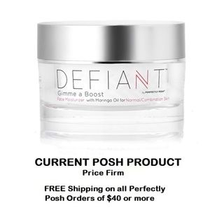 Perfectly Posh Defiant Gimme A Boost Moisturizer